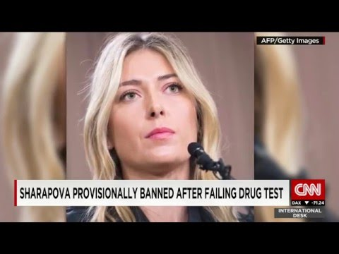 Sponsors drop Sharapova how much could it cost her?