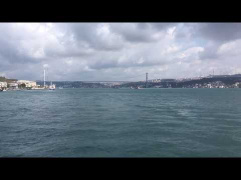 Eminonu Beshiktash turu vapurla Bosfor Bosphorus tour Istanbul