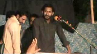 25 Rajab 2016 par khas Majlis Zakir Habib Raza Qasida wa shahadat imam Mosa Kazim,as
