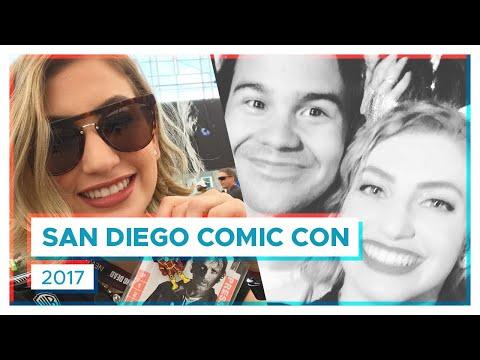 SAN DIEGO COMIC CON 2017 | Vem ver como foi!
