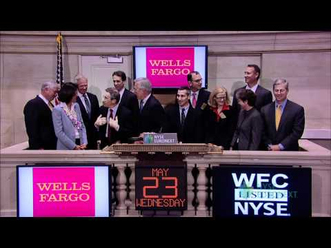 Wells Fargo & Company Celebrate 50th Anniversary of Listing
