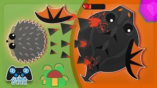 Mope.io  New Hedgehog Ability Trolls BD || Mope.io Dragon Kills Fake BD!! Beta Suggestions