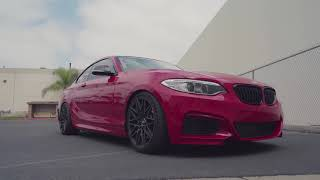 2014-2016 BMW M235i N55 ARK Performance GRiP Exhaust