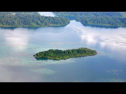 India - flight from Kolkata to Andaman Islands
