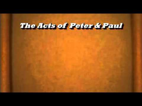 Acts of Peter and Paul