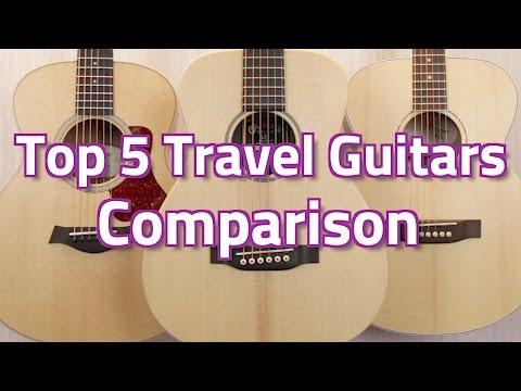 top 5 travel acoustic guitars comparison - a mini acoustic guitar guide