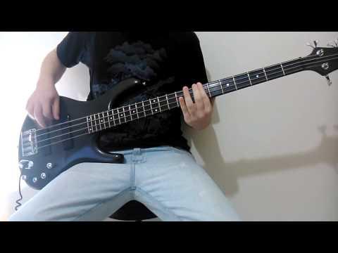 Gabriel Peliky - Paramore - Decode (Bass Cover)