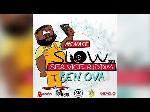 Menace - Ben Ova (Service Riddim) Antigua 2018 Soca