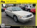 Salit Auto Sales - 2007 Mercury Grand Marquis GS in Edison, NJ