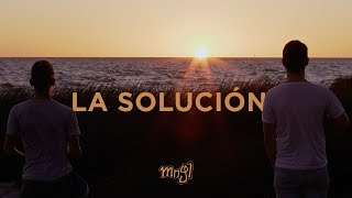Manguala - La solución (Visualizer oficial)