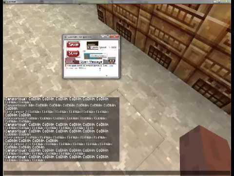 Minecraft chat spammer download free