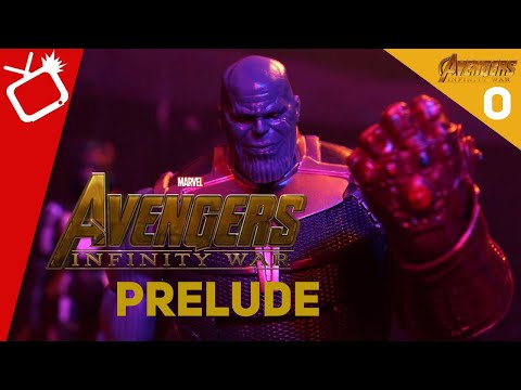 Avengers Infinity War: Prelude Stop-Motion Film