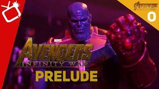 Avengers Infinity War: Prelude Stop-Motion Film