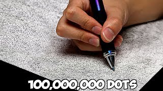 Download I Used 100 Million Dots In A Painting!   ZHC Mp3 and Videos