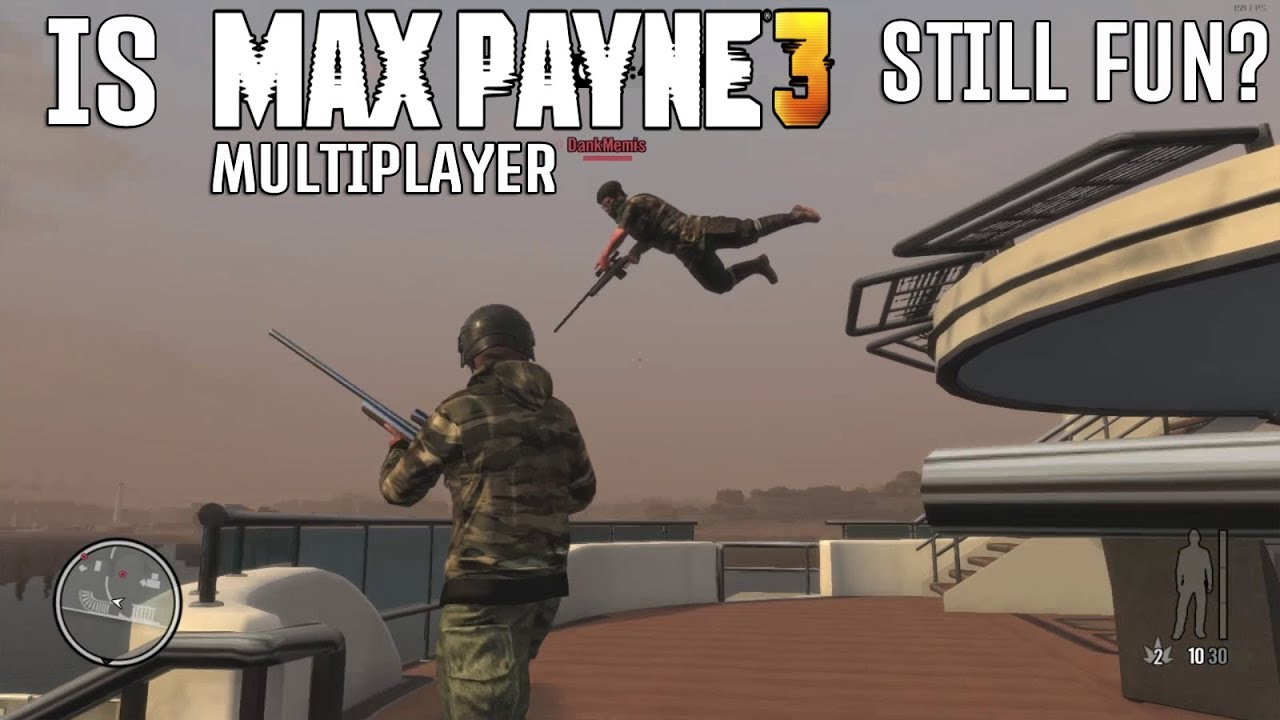Max payne 3 matchmaking problemer