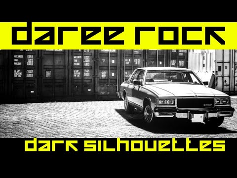 Daree Rock - Dark Silhouettes - Album Preview