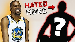 The Only NBA Player HATED MORE Than Kevin Durant
