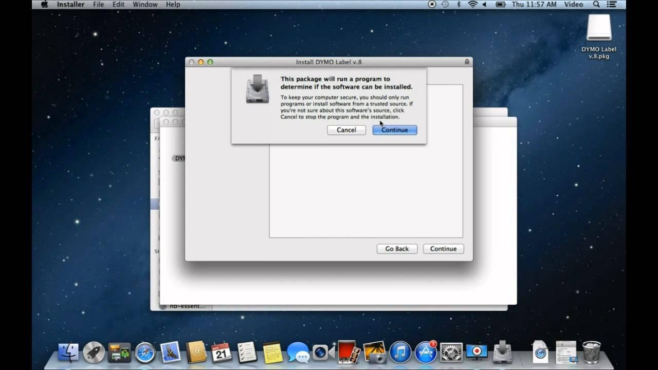 Dymo Label Download Mac