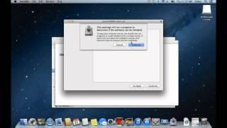How to download and install DYMO Label Software MAC EMEA