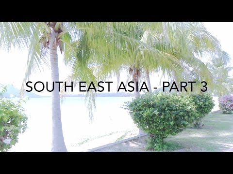 South East Asia - Part 3 - Thailand - Hitchhiking