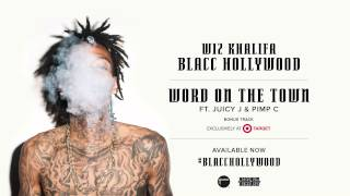 Watch Wiz Khalifa Word On The Town video