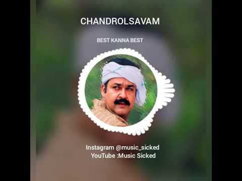 Chandrolsavam Mohanlal Mass Bgm