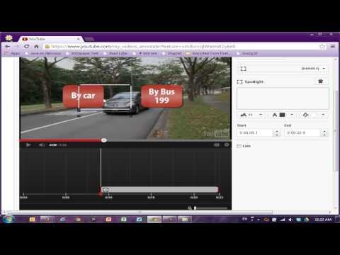 Interactive YouTube Videos for Scenario-based Learning - Demo