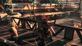 Ryse Son Of Rome First Mission Gameplay Part 1 (XBOXONE)