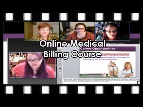 Online Medical Billing Course — Learn Medical Billing Online