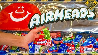 Making One Giant AirHead With 1500 Little AirHeads