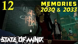 [Tracy] Doomsday in 2030 & The Voice in 2033 | STATE OF MIND Gameplay 12