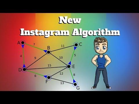 New Instagram Algorithm 2018