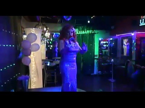 Illusions Drag Show from The Monkey Business Bar Fort Lauderdale 1 July 31 2015