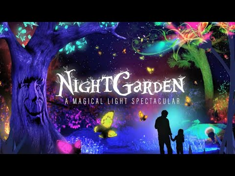 2019 Night Garden At Fairchild Tropical Gardens