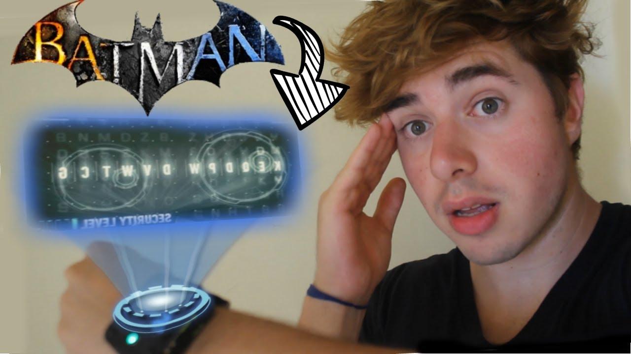 TECNOLOGIA DE BATMAN EN VIDA REAL ( Gadgets de Batman ) - Carlos Te