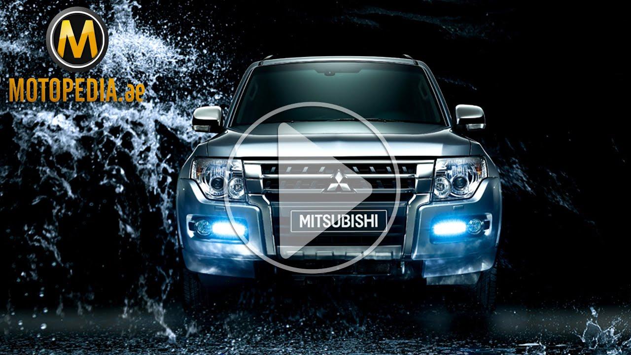2015 mitsubishi pajero review dubai uae car review by motopedia ae youtube