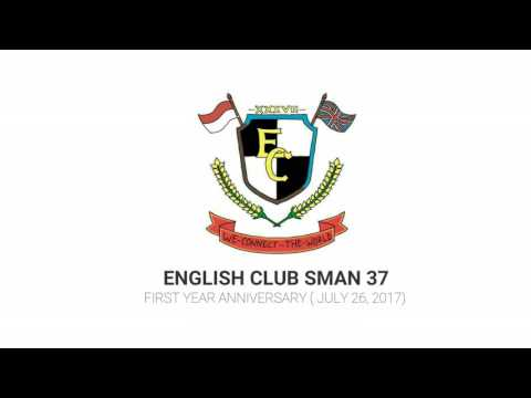 English Club 37 First Year Anniversary Project [Mission 1 Mannequin Challenge]