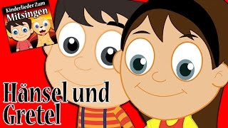 Hänsel und Gretel | Kinderlieder zum tanzen und mitsingen | Kinderlieder Deutsch | German Rhymes