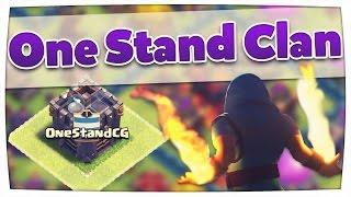 ONE STAND CLAN! | MEIN CLAN FÜR EUCH! | Clash of Clans [deutsch/german]