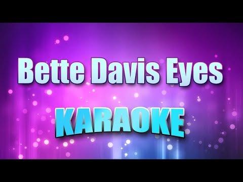 Carnes, Kim - Bette Davis Eyes (Karaoke & Lyrics)
