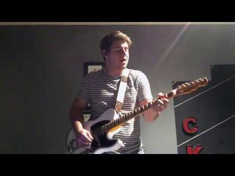 Reckless Love - Cory Asbury || Guitar Cover - Cole Kellam