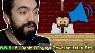 TÜRKÇE SESLENDİRMELİ TAKİPÇİ HARİTASI !!! (EFSANE) | Minecraft