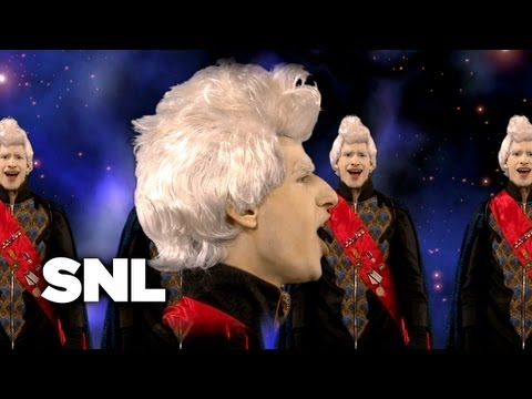 SNL Digital Short: Space Olympics