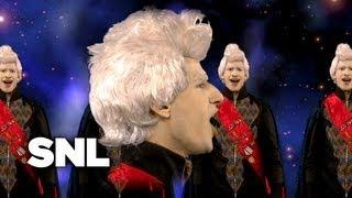 SNL Digital Short: Space Olympics - Saturday Night Live