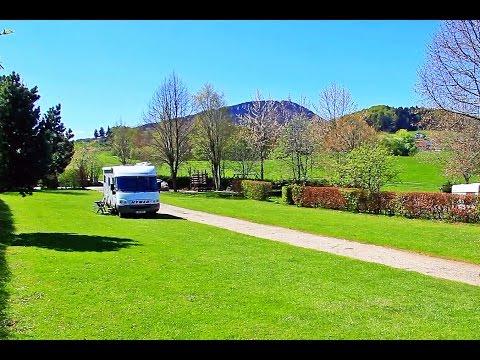 Reisebericht Camp24 - Camping Huberbauer (Salzburg) Mai 2016