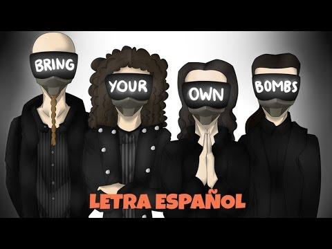 System of a Down - B.Y.O.B. (letra en español)