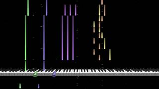 【MIDI Full Cover】  에프엑스 f(x) - Chu~♡(츄~♡) | MIDI CUBE | Inst…