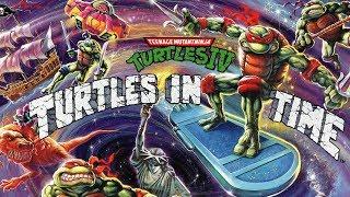 🔴[LIVE] Teenage Mutant Ninja Turtles: Turtles in Time - Super NES [NintendoCade RETRO]