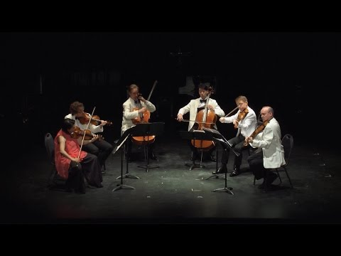 The Chamber Music Society at SPAC | AHA! A House for Arts [Full]