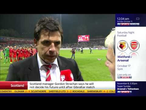 Chris Coleman interview after Wales secure Euro 2016 qualification | Euro 2016 Qualifiers